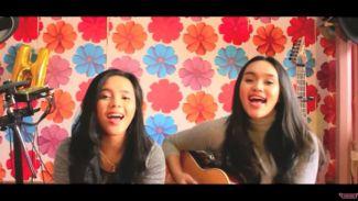 Kaye dan Kyla, nyanyikan lagu Taylor Swift dengan unik dan kreatif!