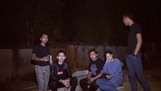 Susumu Project uji nyali wisata horor di TPU Jeruk Purut!