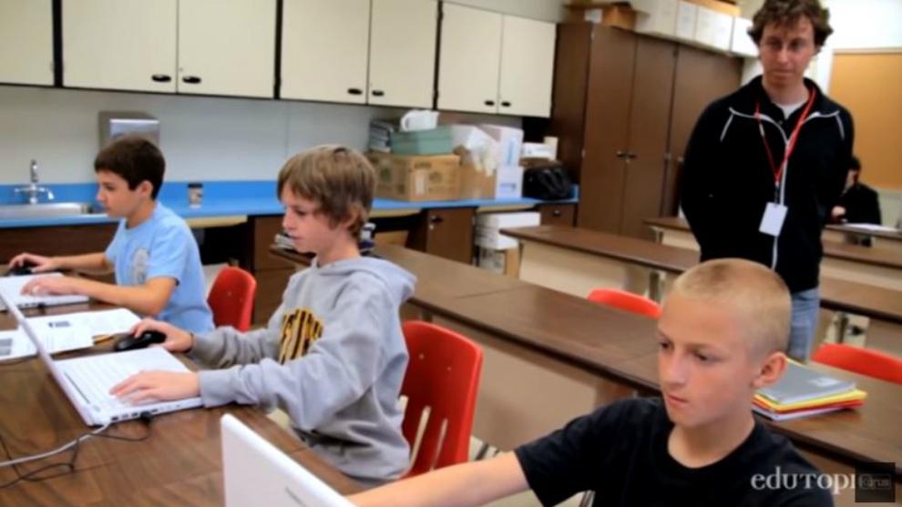 Di sekolah ini, game 'Minecraft' jadi mata pelajaran wajib lho!