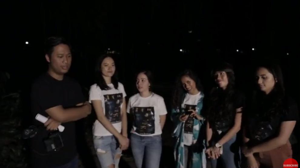 Bikin merinding! Uji nyali di taman paling angker di Jakarta