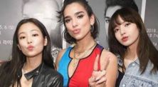 Dua Lipa rilis lagu 'Kiss and Make Up' kolaborasi bersama BLACKPINK