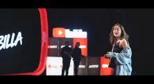 Intip perjuangan Salshabilla di balik YouTube Fanfest Live Show 2018
