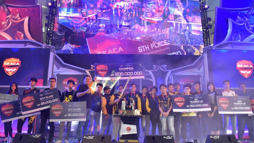 UniPin gelar turnamen eSport untuk fasilitasi para gamers bertalenta!