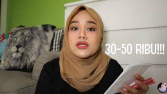 Fatya Biya berbagi rekomendasi lipstik dengan harga dibawah 100 ribu!