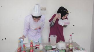 Resep milkshake paling ekstrem ala Geraldytan dan Faradilla Bunga!