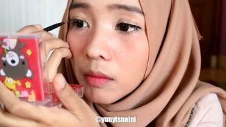 DIY membuat eyeliner mudah dengan bahan super murah! Wajib coba