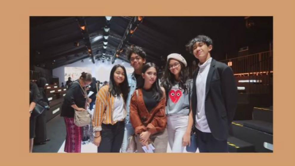 jakarta fashion week.  log #18  © 2018 famous.id