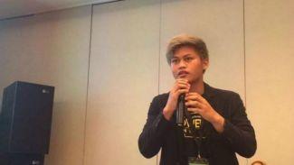Hadiri IDEAFEST, Agung Hapsah berbagi tips membangun channel YouTube