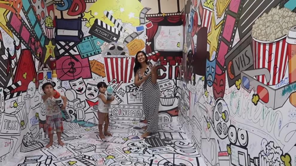 Vlog: Berkunjung ke MOJA museum bareng Ichsan Akbar