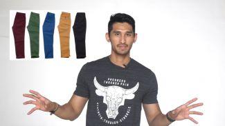 Kamu tim yang mana? Inilah 3 perbedaan celana chinos dan jeans!