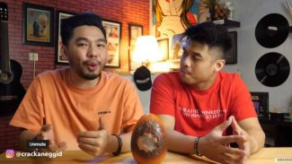 Crack An Egg mengupas misteri 'Agartha' kehidupan dalam perut bumi