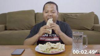 Challenge makan 8 kebab atau hapus channel YouTube! Sanggup nggak ya?