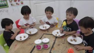 Intip kegiatan seru AIUEO Family saat libur sekolah!