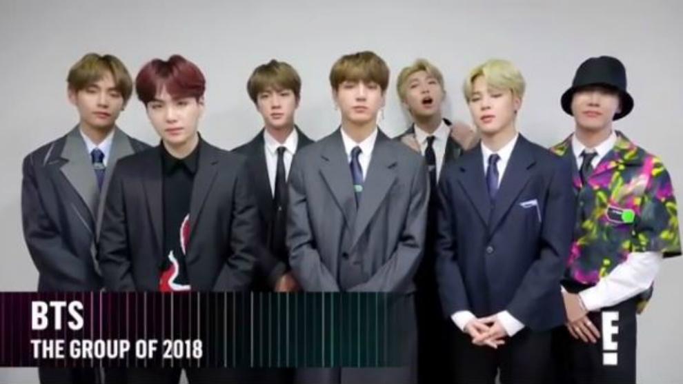 BTS menang 4 penghargaan sekaligus dalam 'People's Choice Awards'