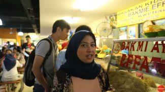 Cobain makan hits Kampus Binus di Cek Ombak!