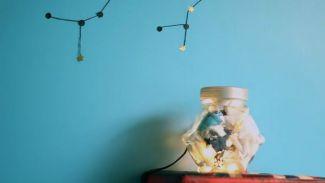 3 DIY mudah dekorasi kamar ala astronomy 'low budget'!
