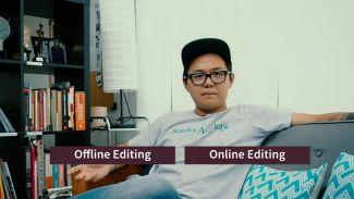 Mau belajar editing? Ini 3 tahapan dasar dalam proses editing film!