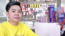 YouTuber ini beli handphone seharga 9 juta dengan uang receh!