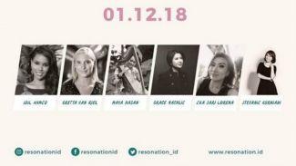 Inspirasi perempuan Indonesia, Resonation kembali digelar di Jakarta