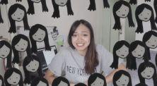 Tutup 2018, Fathia Izzati terima tantangan ngevlog 1 bulan penuh