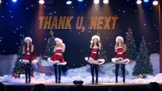 Ariana Grande dan deretan cameo hits dalam klip 'Thank U, Next'