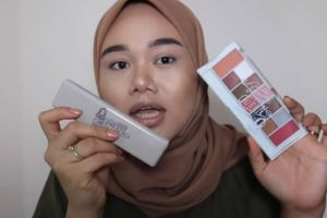 Fatya Biya review produk makeup artis Indonesia, worth it nggak ya?