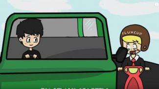 Dari Majelis Lucu hingga Fluxcup muncul dalam parodi 'Hey Karyo'