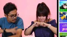 Ini reaksi Ria Yaya Riya cobain main 'HAGO' untuk pertama kalinya!