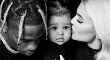 Kabar Travis Scott berselingkuh dari Kylie Jenner hoax rekaan Youtuber