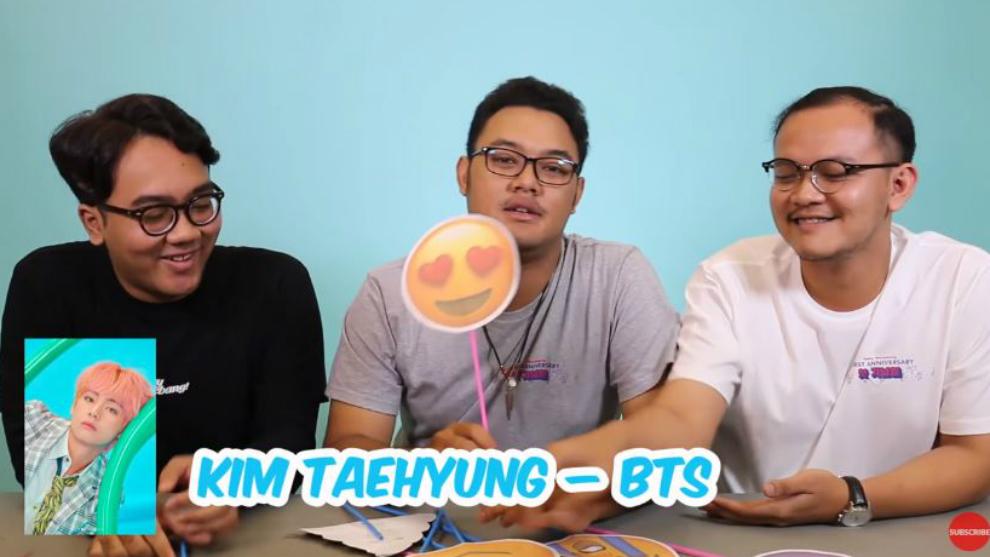 Emoji reaction Kpop Idol BTS hingga BlackPink bareng Friday Noraebang!