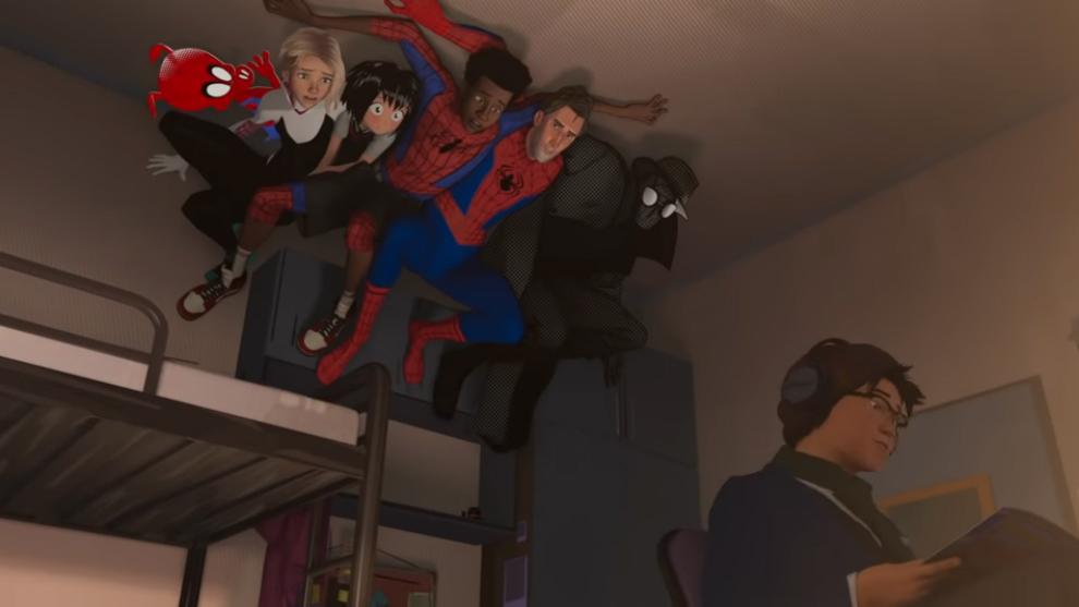 Bertemu 6 Spider-Man berbeda di film Spider-Man: Into The Spider-Verse