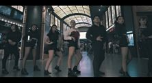 "Dance di bioskop, Dynamic Motion cover dance ""Solo"" milik Jennie"