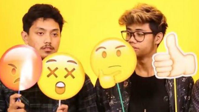 Seru banget! 'emoji reaction' trending 2018 bareng 'Son Of Dad'