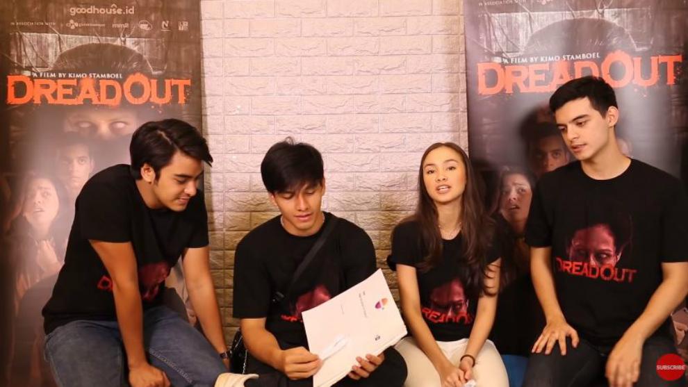 Jefri Nichol: Satu minggu belajar bahasa Sunda untuk film Dreadout