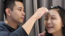Resmi berpacaran Jess No Limit pamer kemesraan di YouTube!