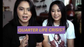 Bahas cara menghadapi 'quarter life crisis' bersama Rani Ramadhany