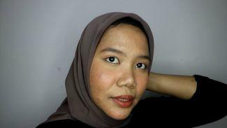 Tutorial makeup tanpa foundation untuk wajah berjerawat!