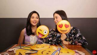 'Emoji Reaction Challenge' bareng Jessica Mila dan Bianca Hello