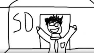 Kisah, 'Kurus' dari di bully hingga jadi YouTuber gaming favorit!