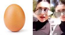 Foto telur ayam ini kalahkan rekor 'likes' terbanyak Kylie Jenner