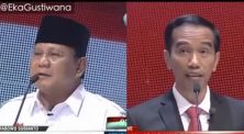 Masih ingat? Nostalgia speech composing debat capres ala Eka Gustiwana