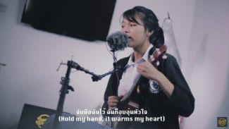 Cover lagu Thailand, Alys 'Sepulang Sekolah' bikin netizen baper