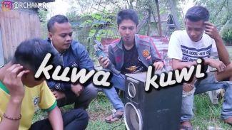 "Lagi viral, lirik lagu ""Kuwa Kuwi"" yang bikin heboh media sosial"