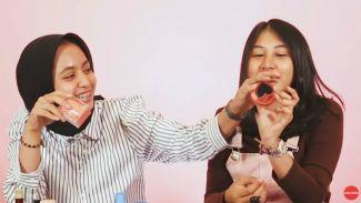 Tutorial makeup Korea pakai produk makeup yang lagi hits di Korea