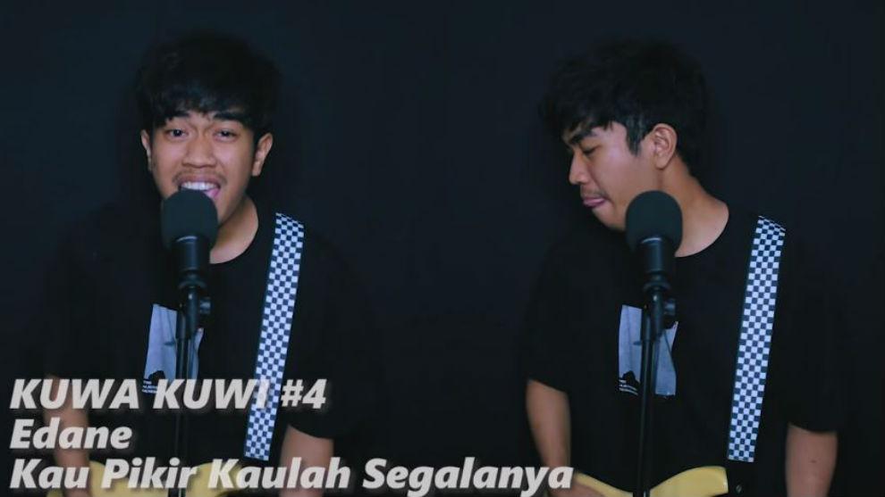 Tak mau ketinggalan, Kery Astina buat cover lagu viral 'Kuwa Kuwi'