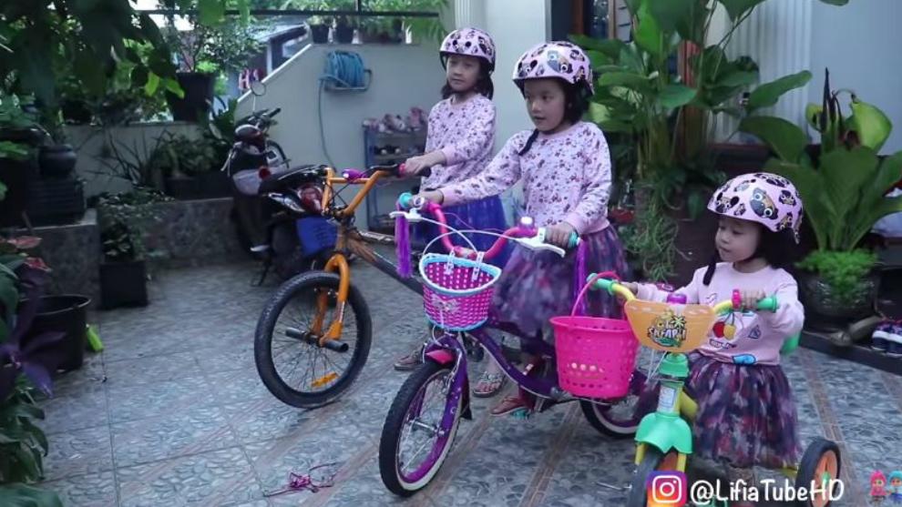 Mini Hornet Bike Horn for Kids  © 2019 famous.id