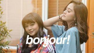 Rilis single 'Semangat Pagi' Salshabilla ajak Amel Carla kolaborasi
