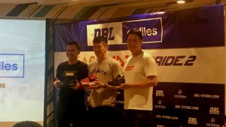 DBL Indonesia rilis sepatu basket berkualitas tinggi harga terjangkau