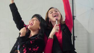 """Salshabilla gaet Amel Carla dalam single ke-5 """"Semangat Pagi"""""""