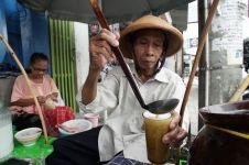 Es dawet Rp 2000, kuliner unik Jogja sejak tahun 1982